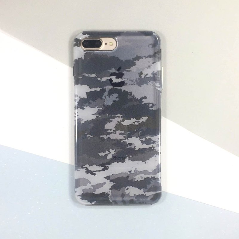 Marines camouflage iphone case    Ms. Young