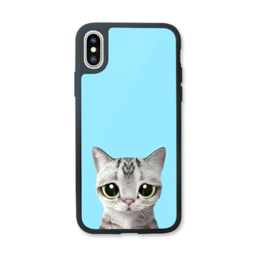 iPhone X Transparent Slim Case