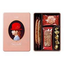 紅帽子-雅致粉帽禮盒【2021新版紅帽子】