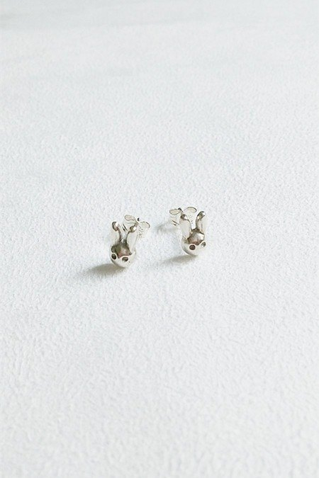 Rabbit・Earrings Sterling Silver