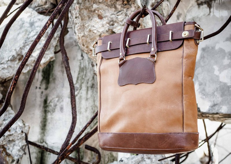 HEYOU Handmade –Railroad Mail Bag 鐵道郵件包