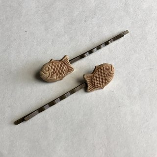 Hairpin of Taiyaki