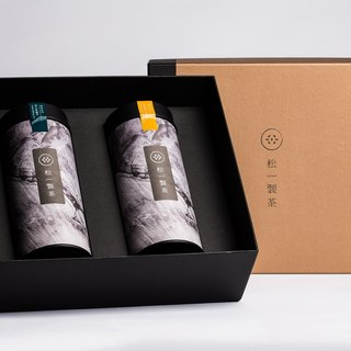 Mid-Autumn Gift Box Premium Grade Lishan Oolong Tea Gift Box 150g* 2