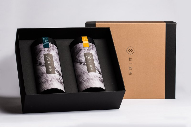 【頂級茶禮盒】清香/烘焙型 福壽梨山烏龍茶禮盒150g 2入
