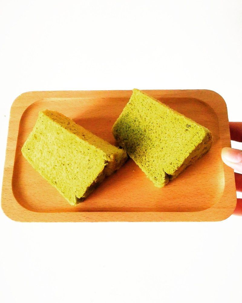 [LY] Matcha Chiffon & Apple Tea Pound Cake