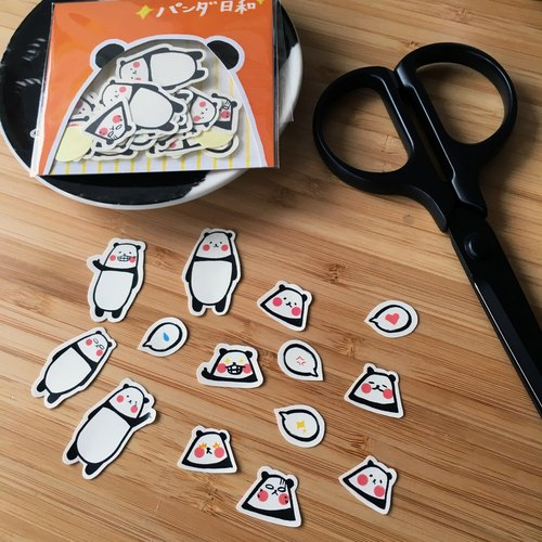 Mini Panda, Great Mood Mini Stickers Set Vol.1
