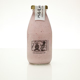 "Slowly Spread ""Yue"" Raspberry Yogurt (320g) 