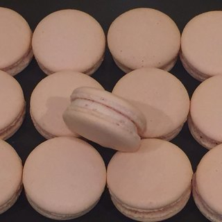 [Mizu Patisserie] French classic Macaron gift box 18 into (with three flavors)