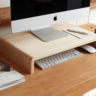 Pre-ordered - 原 type log screen frame - keyboard stand - small shelf (public version 1)