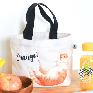Customized handmade pet lunch bag lunch bag