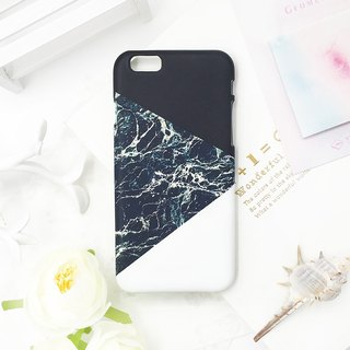 Minimalism - Black Marble iPhone Samsung, OPPO, HTC, Sony Original Phone Case / Case