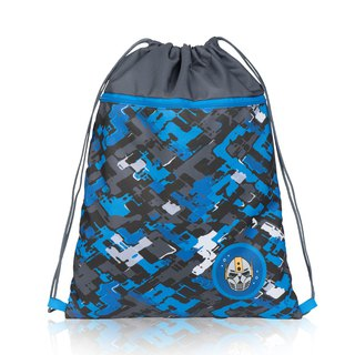 Tiger Family British Drawstring - Cosmic Superman