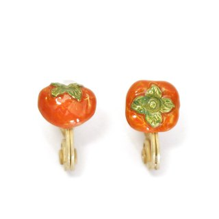 Persimmon earrings EA097