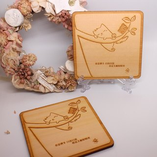 MuMu Sweety ✿ sleep good time / story coaster