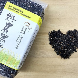 [Good Day] Good Farming Series Good Farm Black Rice (2 in group)