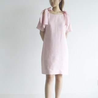 Made to order linen dress / linen clothing / long dress / casual dress E39D