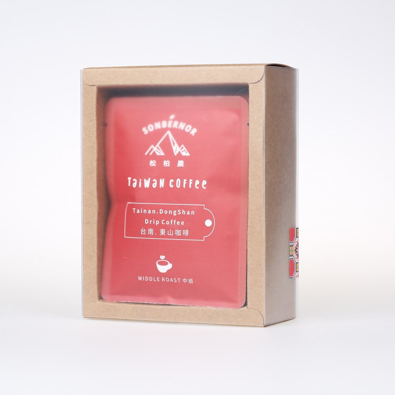 Dongshan Drip Coffee   5PCS