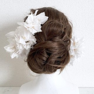 Hydrangea Hair Ornament.