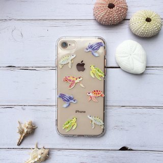 Turtle essay phone case