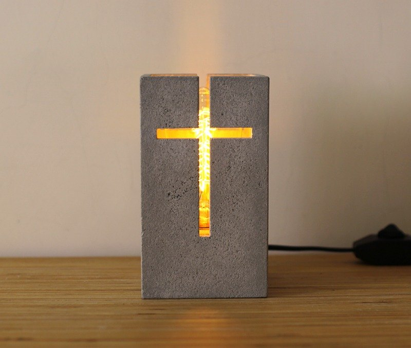 Mini cross house type situation light