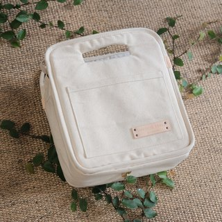 BISCUIT BAG - White