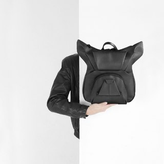 ORIBAGU Origami Pack Black Backpack