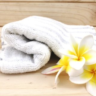 Towel [Boute bottle recycling environmentally friendly fiber fabric]