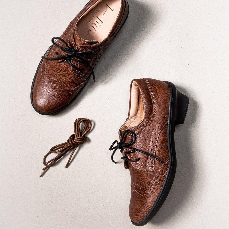 我和我的冠軍牛津鞋_紳士咖
