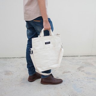 Messenger bag (Natural White)