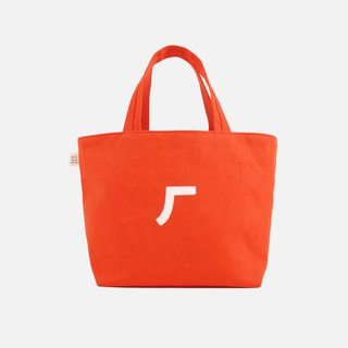 [Bag] A food and drink bag / portable lunch bag / side backpack - orange