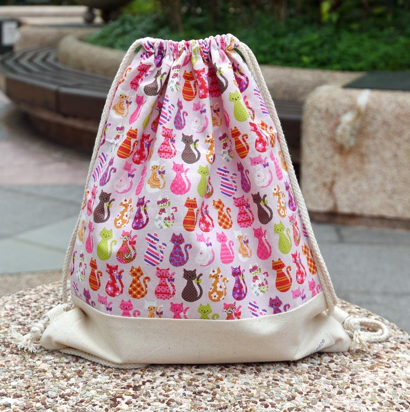 Silverbreeze~ Backpack after beam ~ Pink Rabbit (B79)