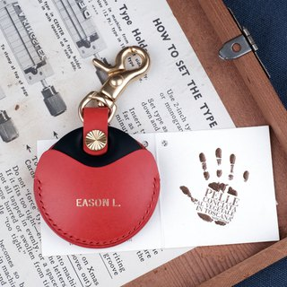 Gogoro/gogoro2 key holster key holder / buttero red