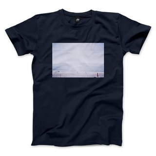 A scene at Sea - Navy - Neutral Edition T - shirt