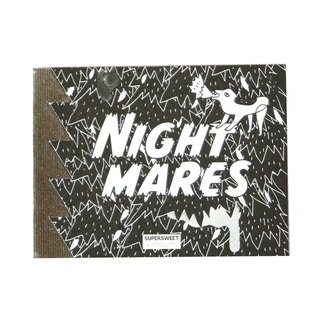 Different Colors - Nightmares/Sweet Dreams Flipping Notepad