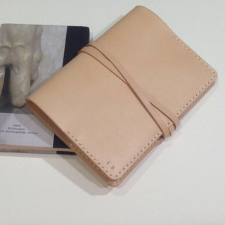 Emmanuelle Leather Notebook & Journal Cover