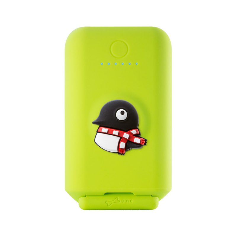 3.1A stand-up power supply 10050mAh - penguin