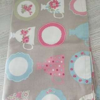 British cotton placemat