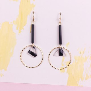 Crisp earrings