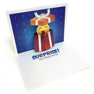 Surprise Card | Surprise Pop Up Card | Pop Up Card