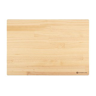 AyKasa exclusive New pine wood table board - wood color L