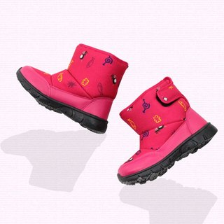 Children Story boots – Fuschia – The sound of the mosquito