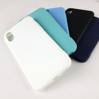 Mobile phone case upgrade all-inclusive color soft shell