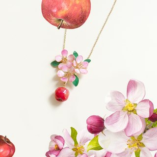 Aramore Summer Fruit Series - Apple Necklace