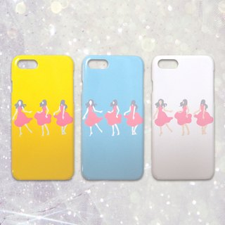 Plastic android phone case - Dancing! -
