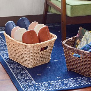 CB Japan Paris Series Rattan Laundry Basket S
