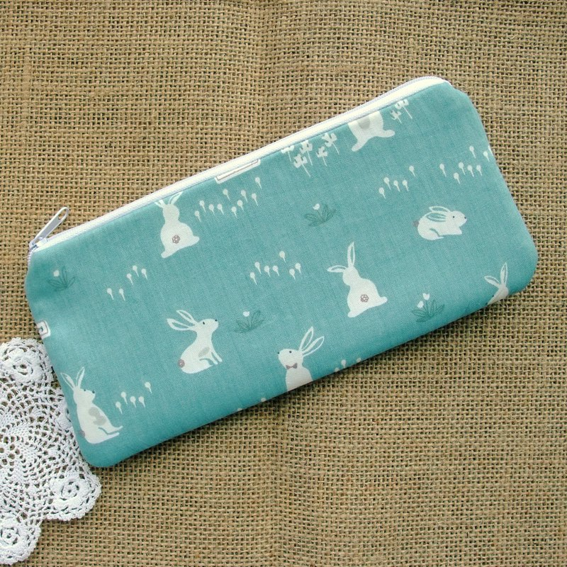 Large Zipper Pouch, Pencil Pouch, Gadget Bag, Cosmetic Bag (ZL-108)