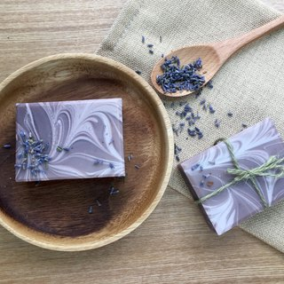 Purple Love Lavender Soap
