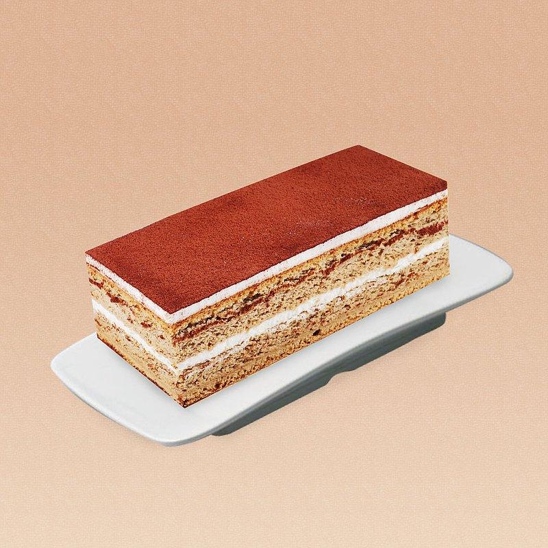 長鑽蛋糕 I 提拉米蘇起士