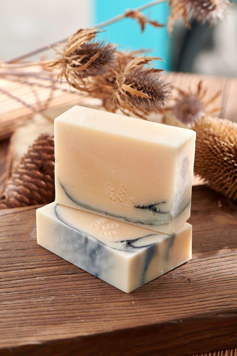 檜木清新沐浴皂