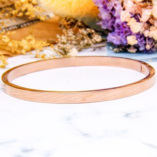 Time imprint │ golden grain bracelet │ bracelet